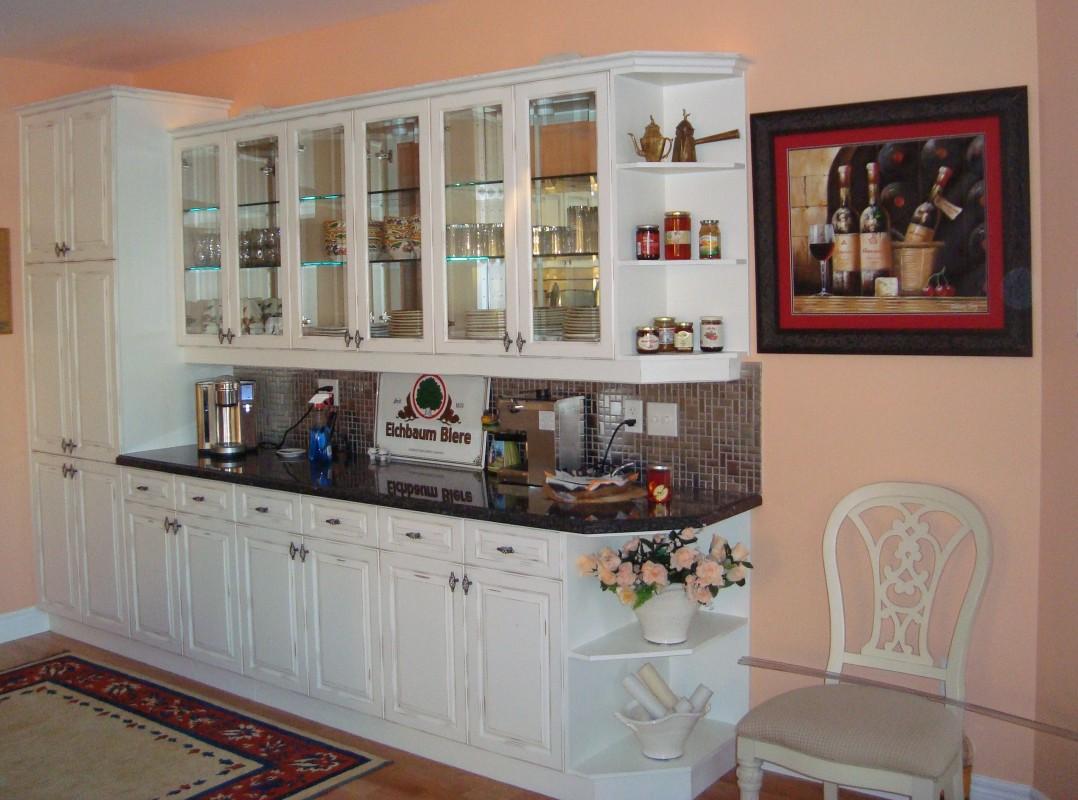 White kitchen cabinets jmt custom carpentry for Carpenter for kitchen cabinets