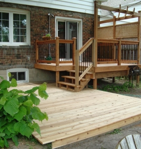 Deck Project #1