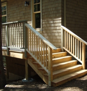 Deck Project #2
