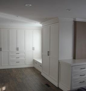 Closet Project #1
